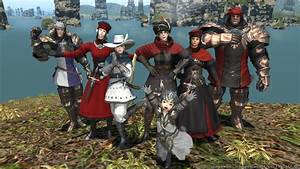 Final Fantasy XIV Reveals New Screenshots Of Update 42