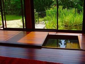 Piscine Avec Terrasse Bois : photos de petites piscines en bois sans liner odyssea piscines ~ Nature-et-papiers.com Idées de Décoration