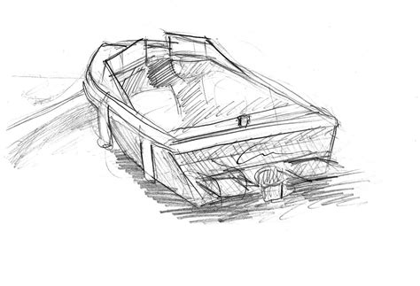 Boat Sketches by Artwatch Boat Sketch