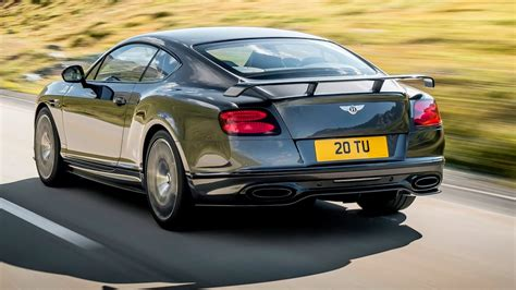 bentley continental supersports 2017 bentley continental supersports 700 hp monster car