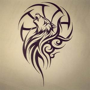 28 STRIKING TRIBAL TATTOOS FOR THE TATTOO LOVERS | Wolf ...