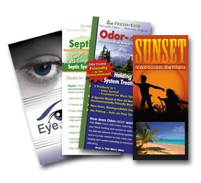 Rack Cards Printing Services Online  Printroo Australia