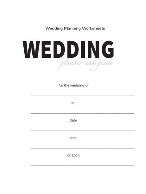 wedding agenda template   templates   word