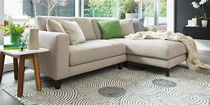 zara leather modular lounges plush furniture With sofa couch geelong