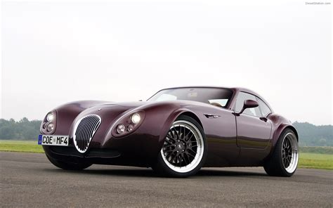 Wiesmann Gt Mf4 2011 Widescreen Exotic Car Wallpaper #03