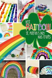 Best Rainbow St. Patrick's Day Crafts for Kids ...