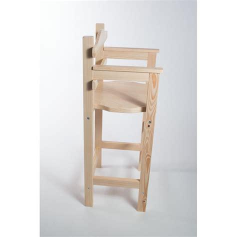 cuisine jouet en bois chaise haute en bois quot sagard quot au coeur 2