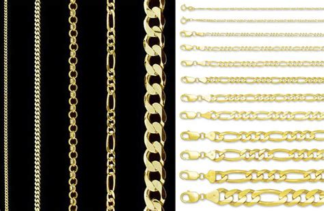 Different Chain Types You Need To Know While Going Jewelry