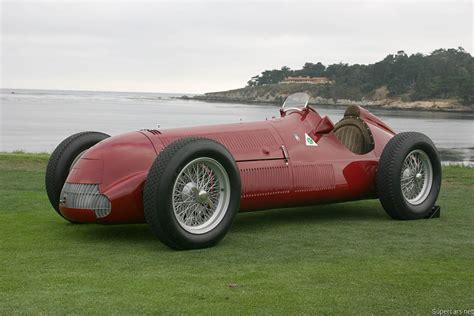 Alfa Romeo 158 by Alfa Romeo Legends The Definitive List Of The Best Alfa