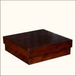 wood square coffee table   delmaegypt