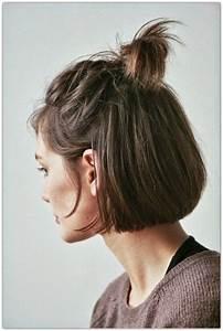 Comment Attacher Ses Cheveux : comment attacher les cheveux au carr ou d grad s ~ Melissatoandfro.com Idées de Décoration