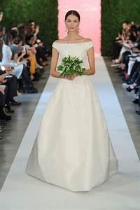 oscar de la renta spring 2015 wedding dresses weddbook With oscar de la renta wedding gowns