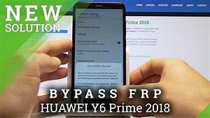Huawei Y6 2018 Mode Demploi Pdf