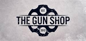 gun shop logo | Branding | Pinterest