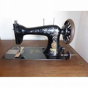 Ancienne Machine A Coudre : ancienne machine coudre pas cher achat vente ~ Melissatoandfro.com Idées de Décoration