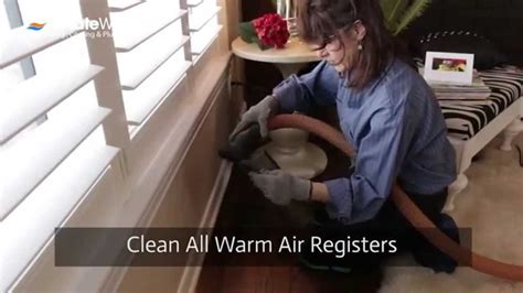 duct cleaning process ottawa youtube