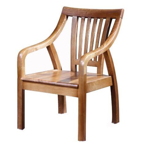 chaise bois massif huayi fauteuil en bois massif frêne de mandchourie chaise