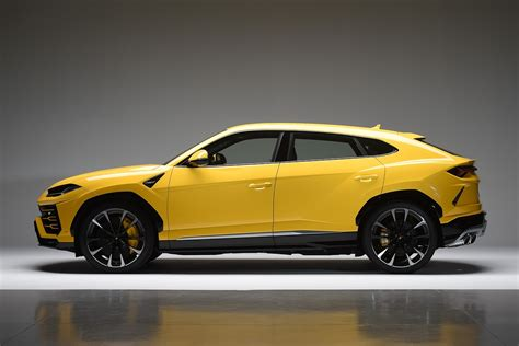suv lamborghini new lamborghini urus suv revealed in full due in 2018