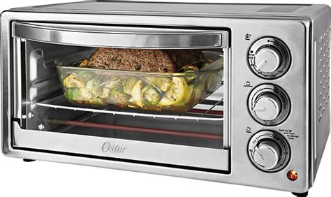 What Is The Best Toaster Oven To Purchase - oster 6 slice toaster oven silver tssttvf816 best buy