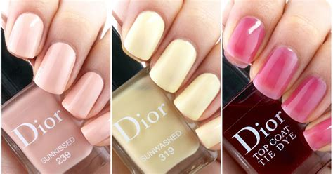 2015 nail colors summer 2015 tie dye collection nail review