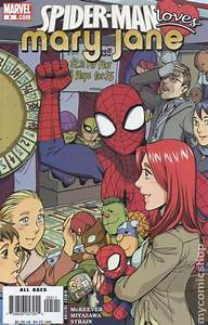 Spider-Man Loves Mary Jane (2006) comic books