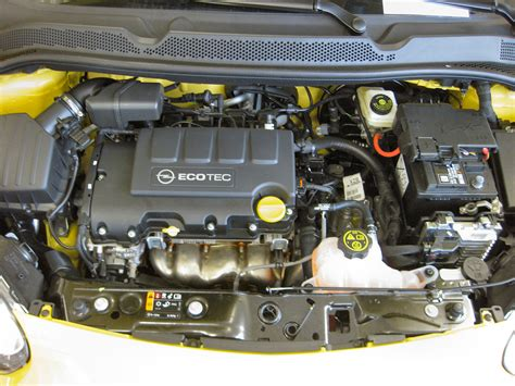 Opel Motors by Gm Family 0 Engine