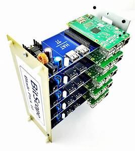Raspberry Pi 3 Model B, BitScope Blade & In... | element14 ...
