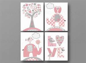 Cadre Chambre Fille : cadre chambre b b fille rose id es de tricot gratuit ~ Nature-et-papiers.com Idées de Décoration