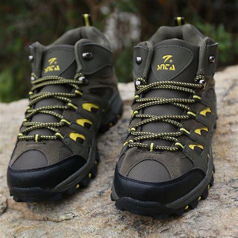 jual sepatu gunung hiking snta 461 green di lapak tksetia tksetia