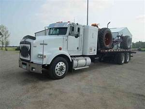 Kenworth T800  1995    Sleeper Semi Trucks