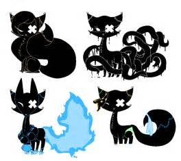 shadow cat shadow cat batch closed by pudgyadopts on deviantart