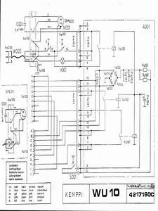 Kemppi Wu10 Wiring Diagram