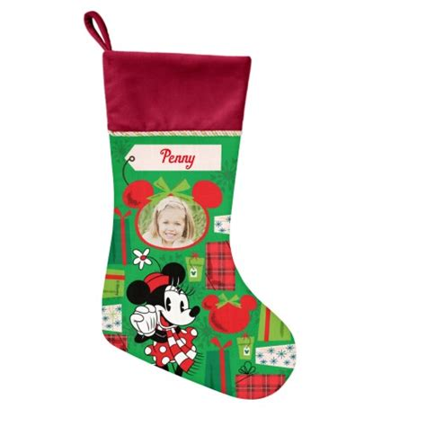 disney minnie mouse gifts personalized christmas stockings