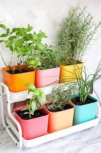Herb, Garden, Indoor, Design, Ideas, For, Summer, 39
