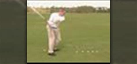 how to swing a golf club how to swing the club correctly 171 golf wonderhowto