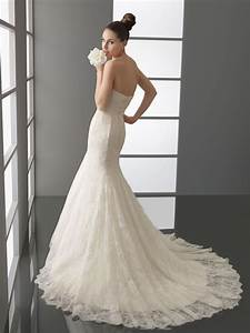 strapless wedding dresses dressed up girl With wedding dresses com