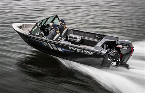 Best Aluminum Fishing Boat by Crestliner Aluminum Fishing Boats Pontoon Boats Bass