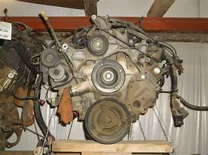 Used 2004 Ford Explorer Engine Engine Assembly 4 0l  Sohc