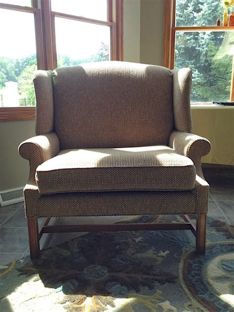 slipcovers for settees cozy cottage slipcovers winged settee and ottoman slipcover