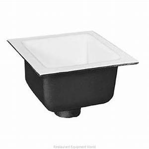 Zurn fd2375 nh4 arc floor sink arc floor sink for Zurn floor sinks