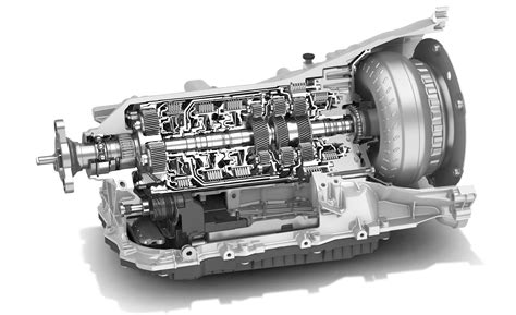 Zf's Eight-speed Is The Best Automatic Transmission, So