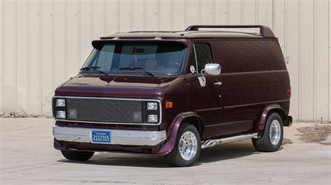 1985 Chevrolet Custom Van  T891  Las Vegas 2017
