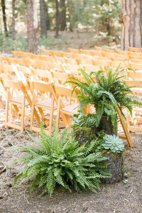 25 Edgy And Bold Fern Wedding Ideas Crazyforus