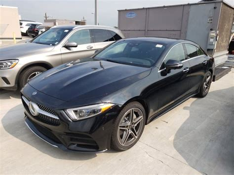 Cls 450 cls 450 coupe package includes. New 2020 Mercedes-Benz CLS 450 4MATIC Coupe   Black 20-2407