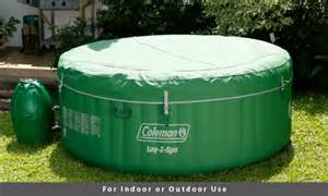 Coleman Inflatable Hot Tub Lay Z