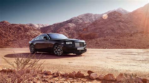 Rolls Royce Wraith 4k Wallpapers by Rolls Royce Wraith Black Badge 4k Wallpapers Hd