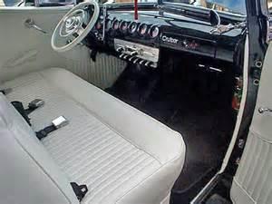 Classic Car Custom Interiors