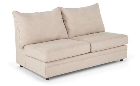 Armless Loveseat Sleeper by Office Sofa Venus Ii Armless Sleeper Home Decor