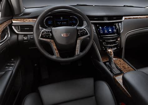 cadillac xts interior 2018 cadillac xts design interior price and specs new