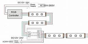 Rgbw Led Strip Wiring Diagram